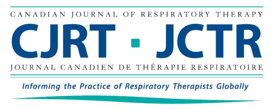 Canadian Journal of Respiratory Therapy